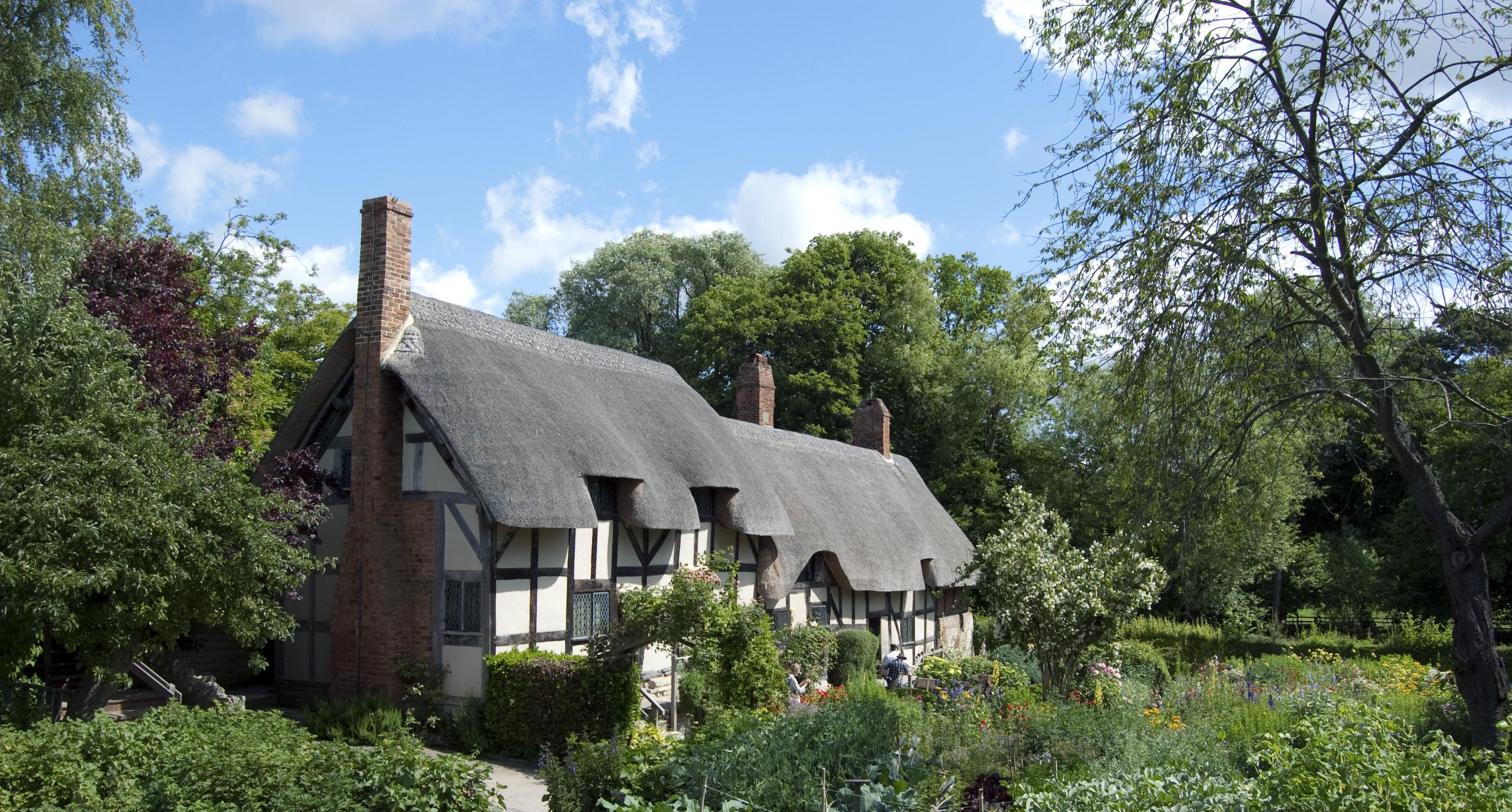 Image: Ann Hathaway's ... Anne Hathaway's Cottage